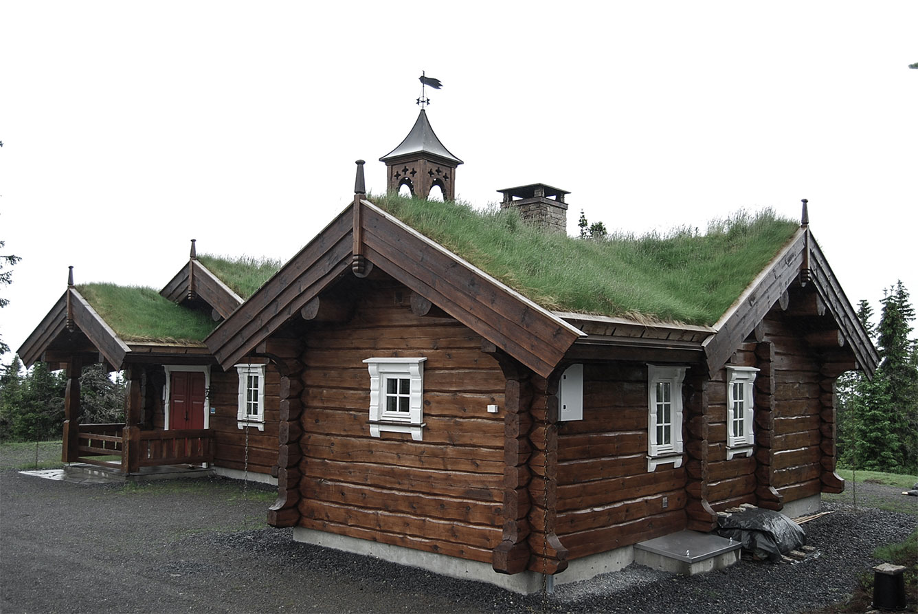 Energy efficiency in log homes