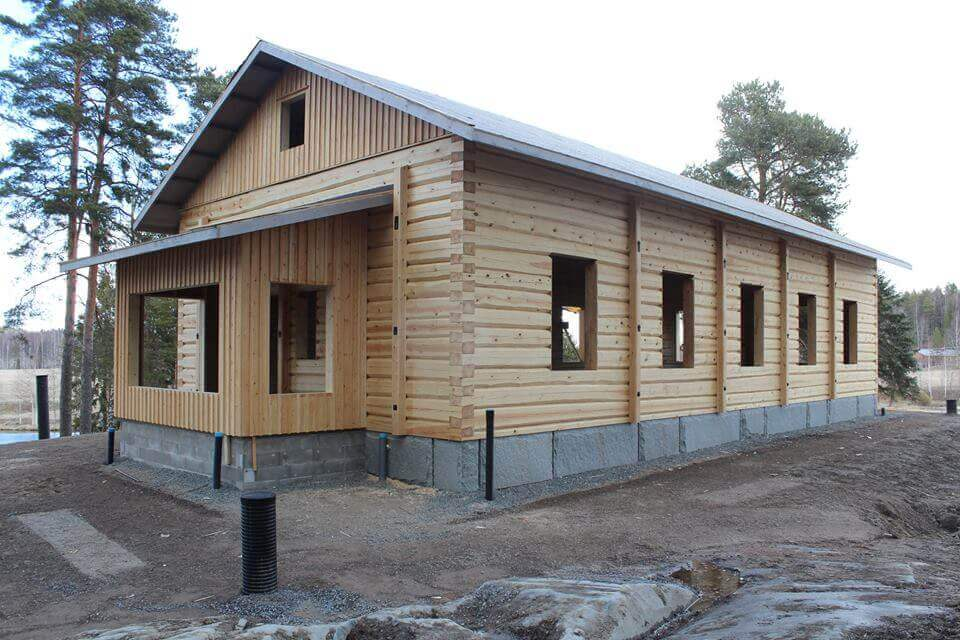 Guide to Building a Log Home