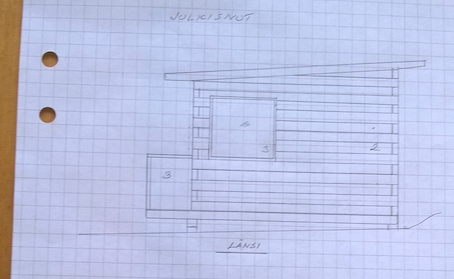 designing the log home on paper
